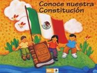 Conoce nuestra Constitución cuarto grado 2013-2014