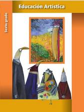 Educación Artística sexto grado 2013-2014