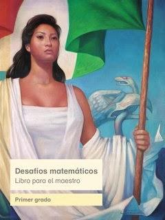 Desafíos Matemáticos Libro para el Maestro 1er Grado Libro de Texto SEP