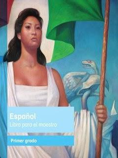 Imagen del Libro de Texto Español: Libro para el maestro.