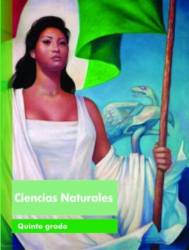 Libro de Texto Ciencias Naturales Quinto grado 2015-2016