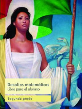 Libro de Texto Desafíos Matemáticos Segundo grado 2015-2016