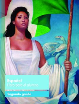 Libro de Texto Español Libro para el Alumno Segundo grado Ciclo Escolar 2015-2016