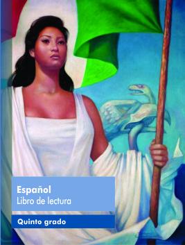 Libro de Texto Español libro de lectura Quinto Grado Ciclo Escolar 2015-2016
