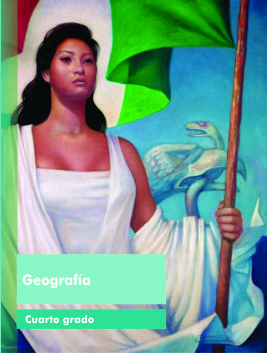 Libro de Texto Geografía Cuarto Grado Ciclo Escolar 2015-2016