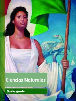 Libro de Texto Ciencias Naturales sexto grado Ciclo Escolar 2015-2016