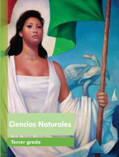 Libro de Texto Ciencias Naturales Tercer Grado Ciclo Escolar 2016-2017