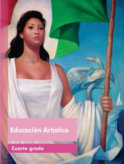 Libro de Texto Educación Artística Cuarto Grado Ciclo Escolar 2016-2017
