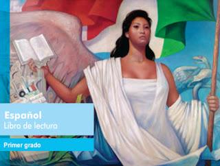 Libro de Texto Español libro de lectura Primer Grado Ciclo Escolar 2016-2017
