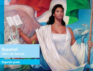 Libro de Texto Español Libro de lectura Segundo Grado Ciclo Escolar 2016-2017