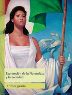 Libro de Texto Exploración de la Naturaleza y la Sociedad Primer Grado Ciclo Escolar 2016-2017