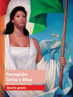 Libro de Texto Formación Cívica y Ética Quinto Grado Ciclo Escolar 2016-2017