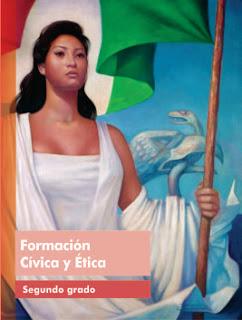 Libro de Texto Formación Cívica y Ética Segundo Grado Ciclo Escolar 2016-2017