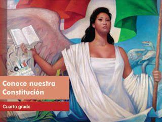 Conoce Nuestra ConstituciónCuarto grado2017-2018