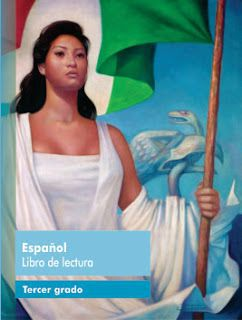 Español libro de lecturaTercer grado2017-2018