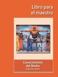 Conocimiento del Medio Libro para el Maestro Segundo grado 2019-2020