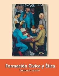 Formación Cívica y Ética libro para el maestro Segundo grado 2019-2020