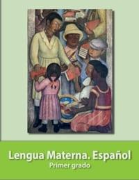Lengua Materna Español Primer grado 2019-2020